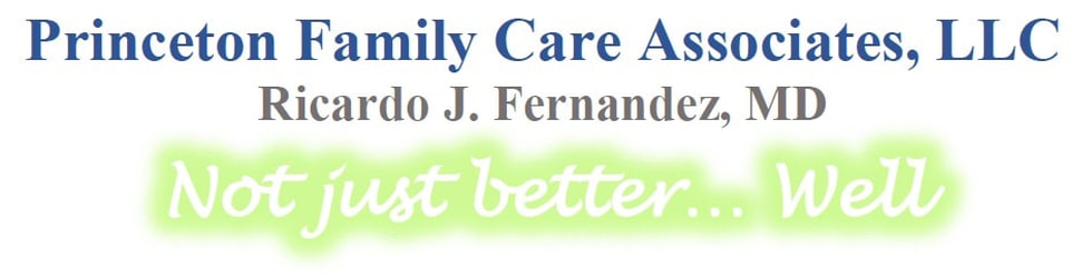 PRINCETON FAMILY CARE ASSOCIATES, LLC RICARDO J. FERNANDEZ, MD